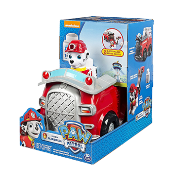 Paw Patrol Vehiculo Rescate